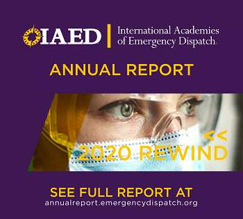IAED Annual Report 2020